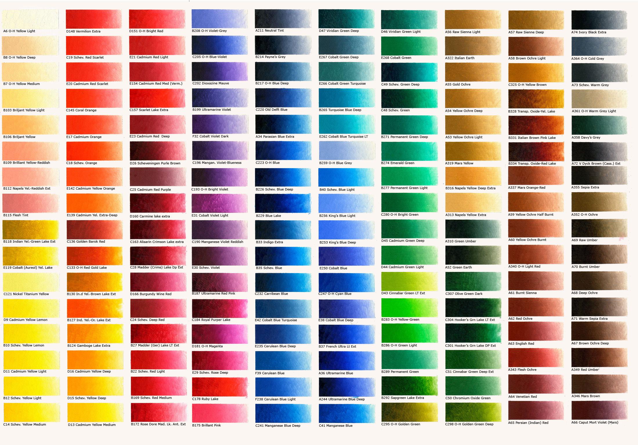 Grn Farben