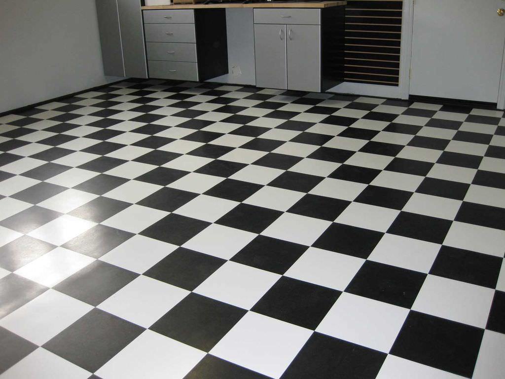 Lantai Hitam Dan Atau Putih Yang Sesuai Dengan Reka Bentuk Dapur Klasik Juga Boleh Menukar Bilik Secara Visual Jadi Anda Perlu Tahu