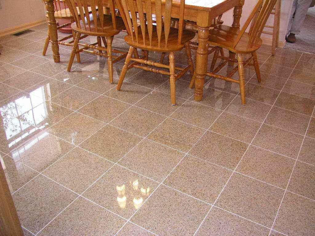 Jubin Lantai Untuk Dapur Kebaikan Dan Keburukan