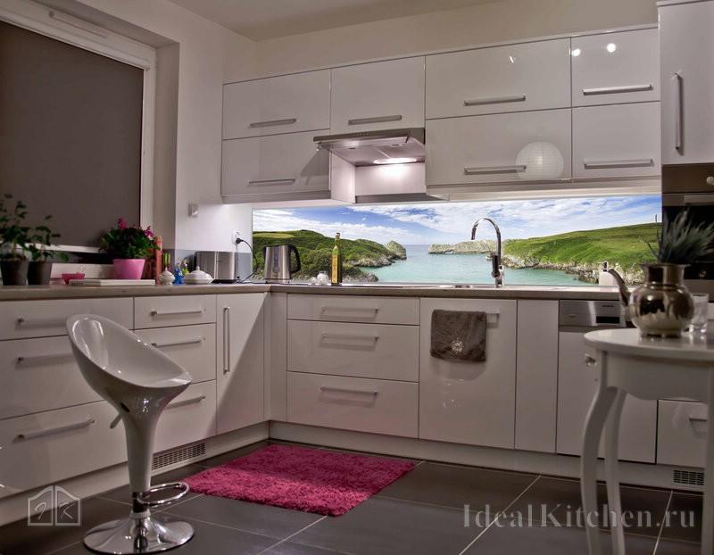 Сочетание цветов в интерьере кухни: правила, фото примеры