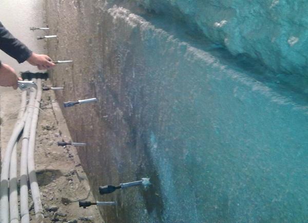 Покрытие стен полиуретановым инъекционным составом гидроизоляция желатиновая мастика для торта рецепт с фото